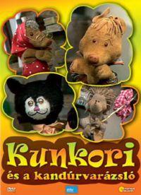Kunkori és a Kandúrvarázsló DVD