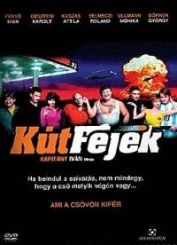 Kútfejek DVD