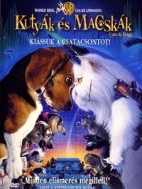 Kutyák és macskák DVD