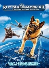 Kutyák és macskák - A rusnya macska bosszúja DVD
