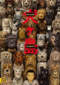 Kutyák szigete DVD