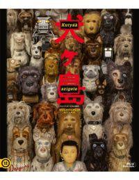 Kutyák szigete Blu-ray