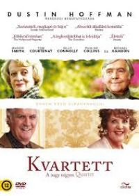 Kvartett - A nagy négyes DVD