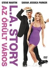 L. A. Story - Az őrült város DVD