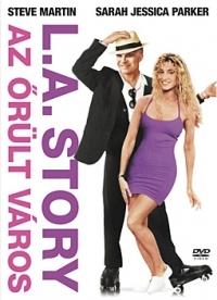 L.A. Story - Az őrült város DVD