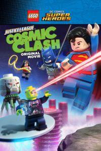 LEGO: Az Igazság Ligája - Kozmikus küzdelem DVD