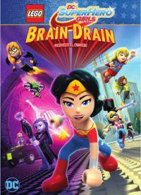 LEGO Tini szuperhősök: Agymosás DVD