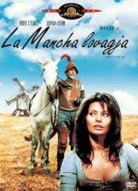 La Mancha lovagja DVD
