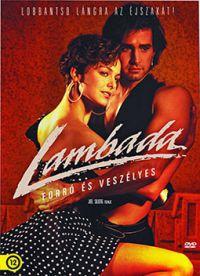 Lambada: Forró és veszélyes DVD