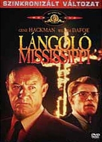 Lángoló Mississippi DVD