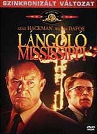 Lángoló Mississippi (szinkronizált Változat) DVD
