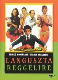 Languszta reggelire DVD