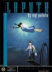 Laputa-Égi palota DVD