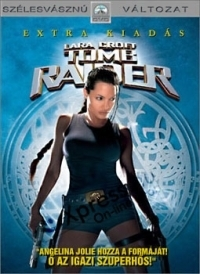 Lara Croft: Tomb Raider DVD