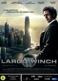 Largo Winch - Az örökös DVD