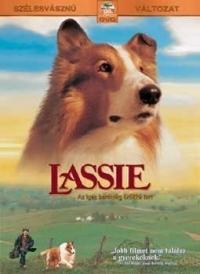 Lassie az igaz barát DVD