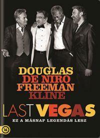 Last Vegas DVD
