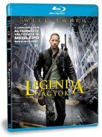 Legenda vagyok Blu-ray
