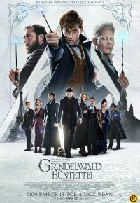 Legendás állatok - Grindelwald bűntettei DVD
