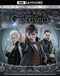 Legendás állatok - Grindelwald bűntettei Blu-ray