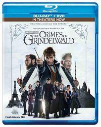 Legendás állatok - Grindelwald bűntettei (2 Blu-ray) Blu-ray