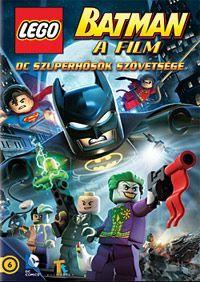 Lego Batman: A film DVD