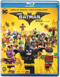 Lego Batman - A film Blu-ray