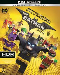 Lego Batman - A film 4K UHD Blu-ray