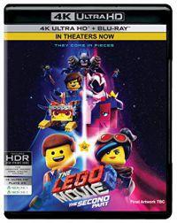 Lego Kaland 2. (4K UHD + Blu-ray) Blu-ray