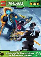 Lego Ninjago DVD