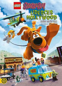 Lego Scooby-Doo! Lidérces Hollywood DVD