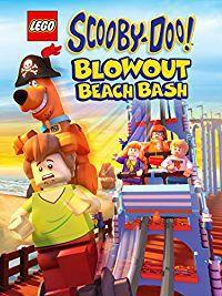 Lego Scooby-Doo - Tajték-parti bingóparti DVD