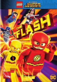 Lego szuperhősök - Flash, a villám DVD