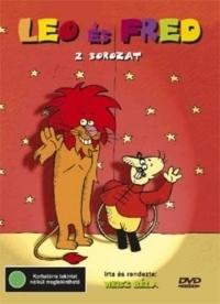 Leó és Fred DVD