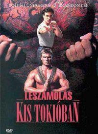 Leszámolás Kis-Tokióban DVD