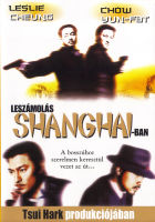 Leszámolás Sanghajban DVD