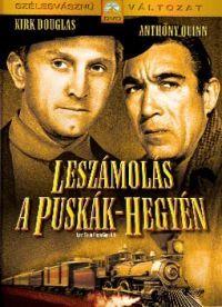 Leszámolás a Puskák hegyén DVD