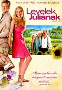 Levelek Júliának DVD