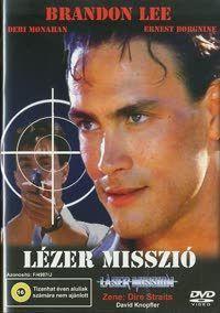 Lézermisszió DVD