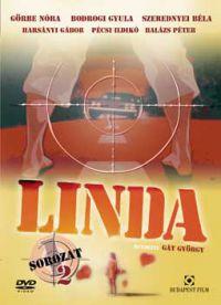 Linda - 1. évad 2. rész DVD