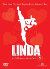 Linda - 2. évad 1. rész DVD