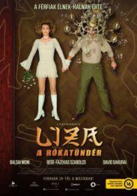 Liza, a rókatündér DVD