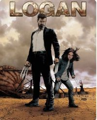 Logan - Farkas Blu-ray