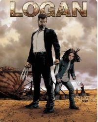 Logan - Farkas (2 BD - Színes + Fekete-fehér) - limitált, fémdobozos változat (steelbook) *Import-Id Blu-ray