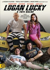 Logan Lucky - A tuti balhé DVD