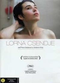 Lorna csendje DVD