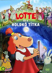 Lotte és a holdkő titka DVD