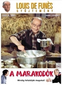 Louis De Funes: A marakodók DVD