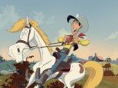 Lucky Luke - Irány a vadnyugat