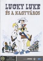 Lucky Luke és a nagyváros DVD